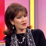 Stephanie Beacham mentions me on ITV's Lorraine Kelly show