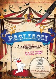 Pamela is Nedda in Pagliacci