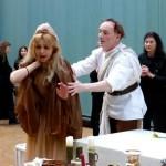 Orpheus and Eurydice opening night