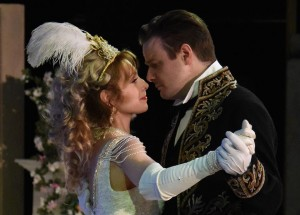Act II melodrama waltz close up 2