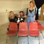 Rehearsals begin: Ulla's Odyssey